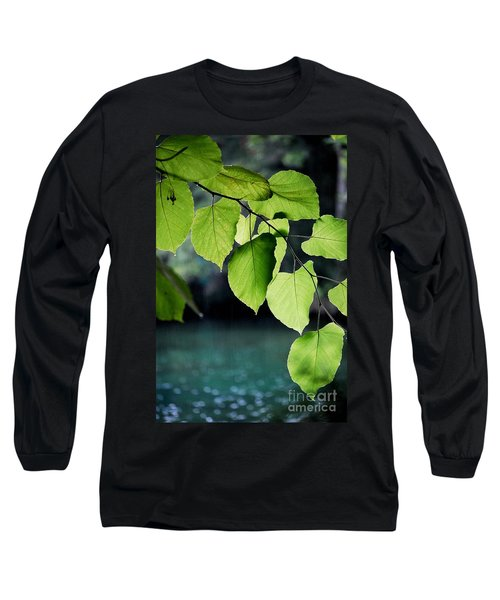 Summer Showers Long Sleeve T-Shirt