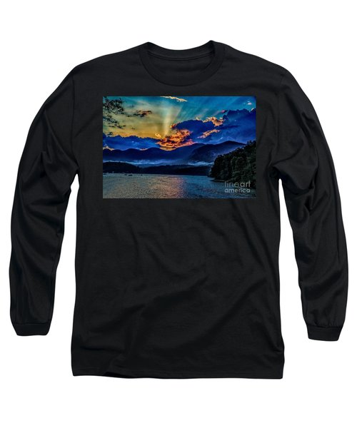 Summer Sundown Long Sleeve T-Shirt