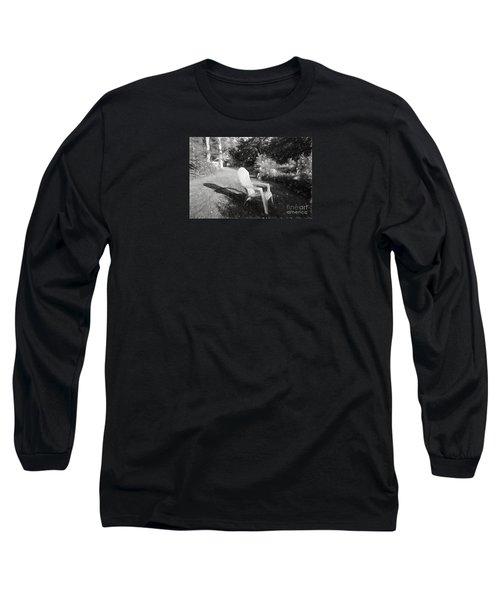 Summertime Long Sleeve T-Shirt by Mim White