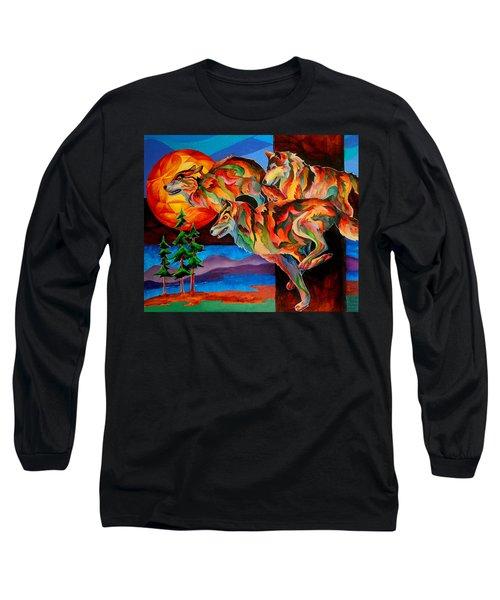 Sun Dance Long Sleeve T-Shirt