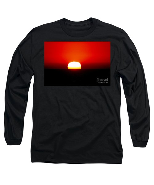 Sun Dipping Long Sleeve T-Shirt