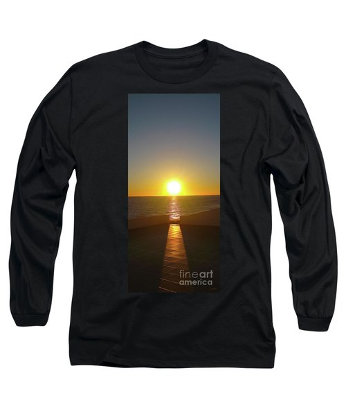 Sun Gazing Long Sleeve T-Shirt