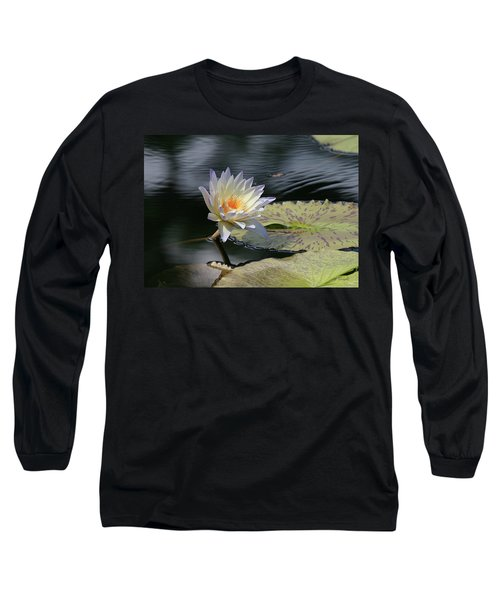 Sun Kissed Allure Long Sleeve T-Shirt by Yvonne Wright