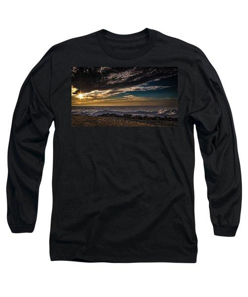 Sun Peeks Through Long Sleeve T-Shirt