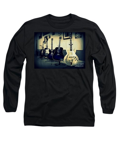 Sun Studio Classics Long Sleeve T-Shirt by Perry Webster