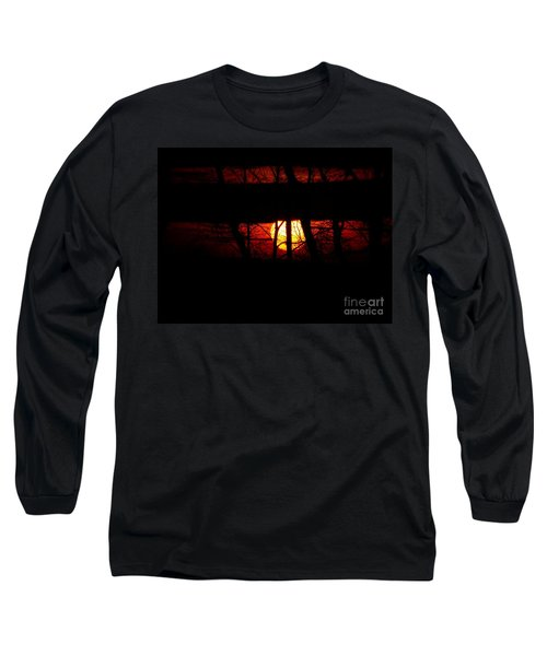 Sun Tree Long Sleeve T-Shirt