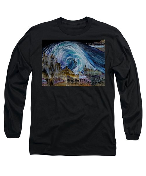Sunami  Long Sleeve T-Shirt