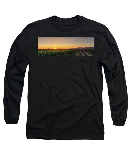 Sunfield Road Long Sleeve T-Shirt