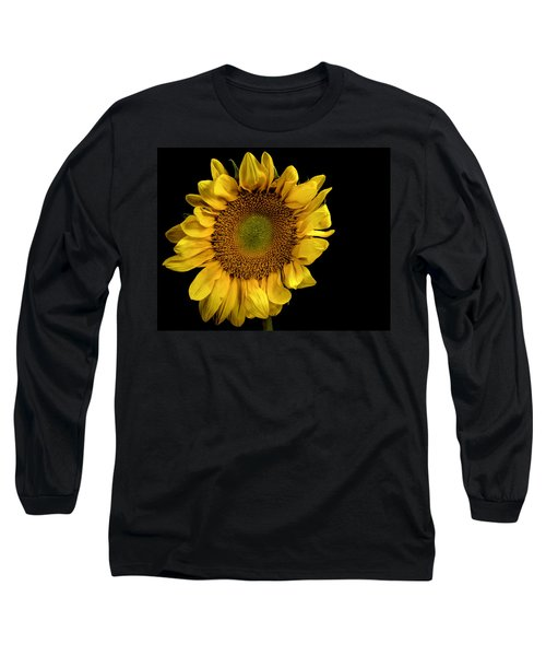 Long Sleeve T-Shirt featuring the photograph Sunflower by James Sage