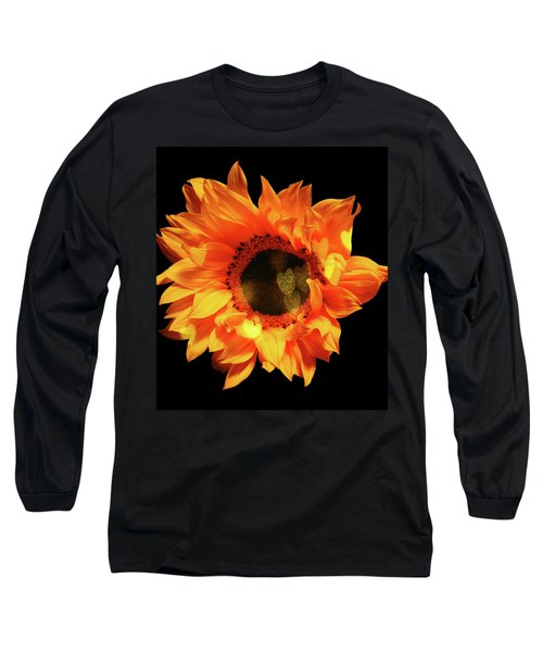 Sunflower Passion Long Sleeve T-Shirt