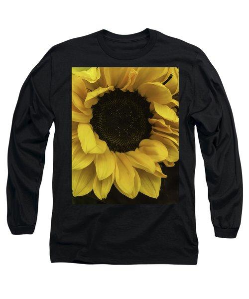 Sunflower Up Close Long Sleeve T-Shirt
