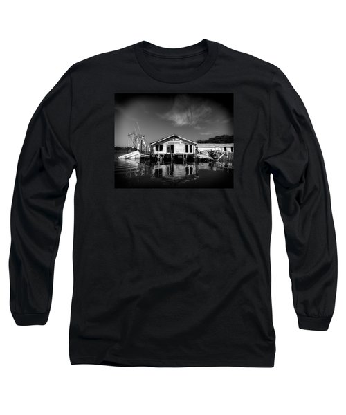 Sunken Dream Long Sleeve T-Shirt by Alan Raasch