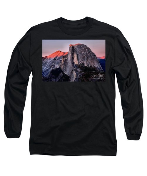 Sunkiss On Half Dome Long Sleeve T-Shirt