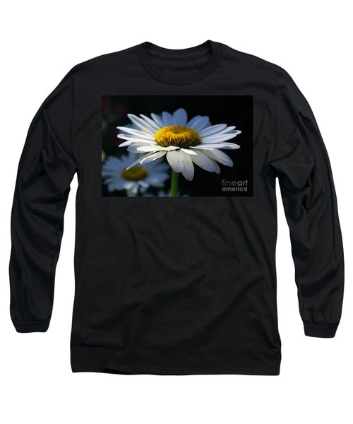 Sunlight Flower Long Sleeve T-Shirt by John S