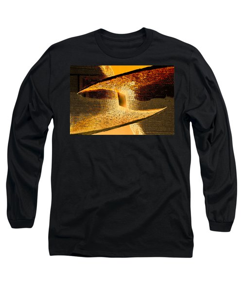 Sunlit Yellow Long Sleeve T-Shirt
