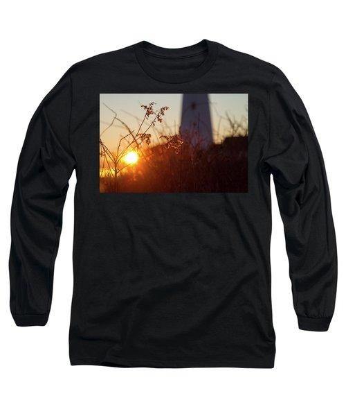 Sunrise Backlight Long Sleeve T-Shirt