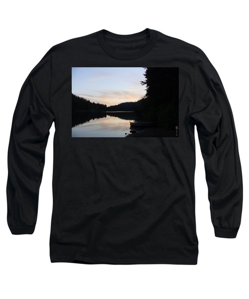 Sunrise Boat  Long Sleeve T-Shirt