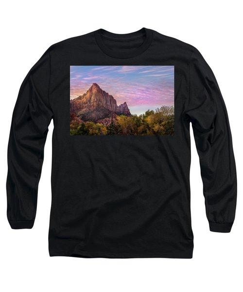 Sunrise Colors Long Sleeve T-Shirt