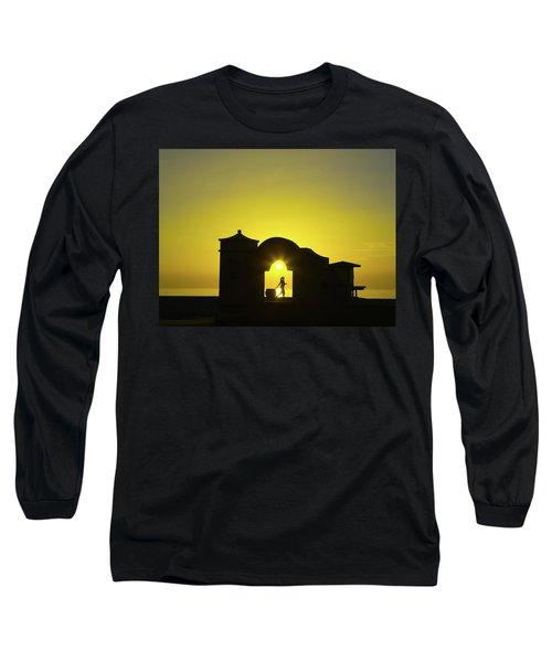 Sunrise Hollywood Florida Long Sleeve T-Shirt
