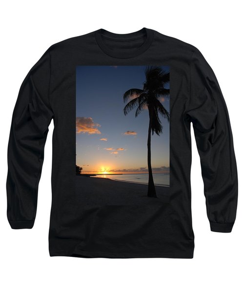 Sunrise In Key West 2 Long Sleeve T-Shirt