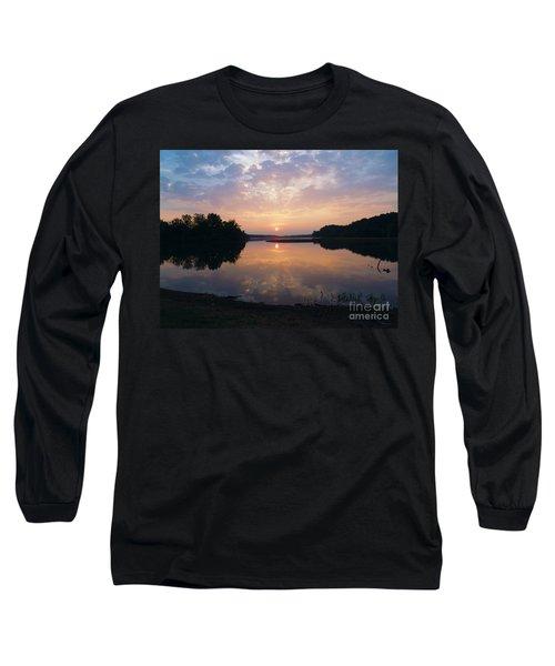 Sunrise Morning Bliss 152b Long Sleeve T-Shirt