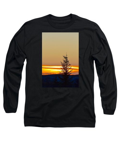 Sunrise On A Sunday Morning Long Sleeve T-Shirt
