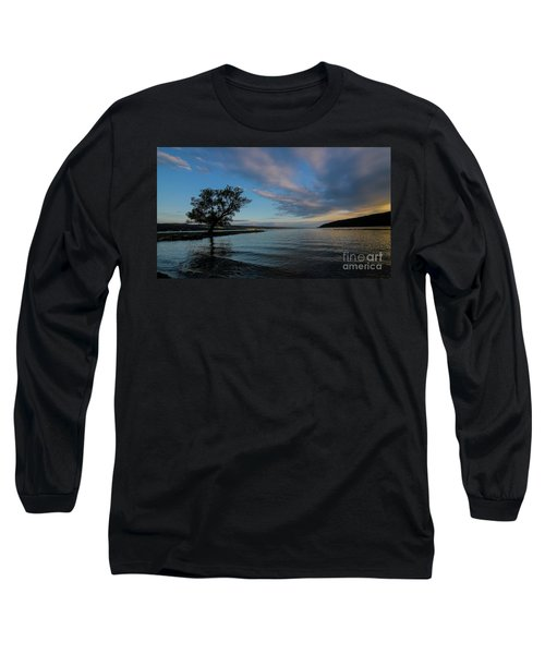 Sunrise On Seneca Lake Long Sleeve T-Shirt
