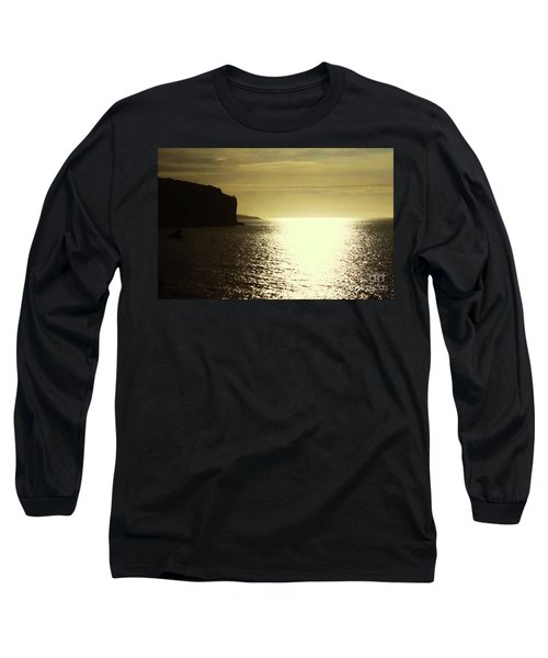 Sunrise On The Almalfi Coast Long Sleeve T-Shirt