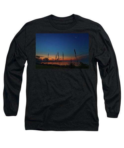 Sunrise On The Neuse 1 Long Sleeve T-Shirt