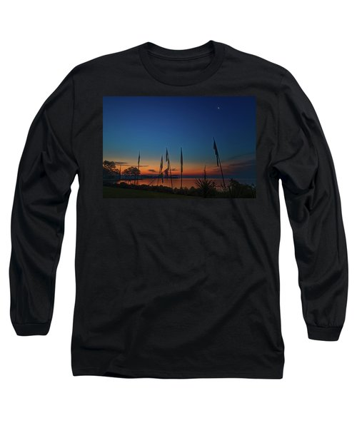 Sunrise On The Neuse 1 Long Sleeve T-Shirt