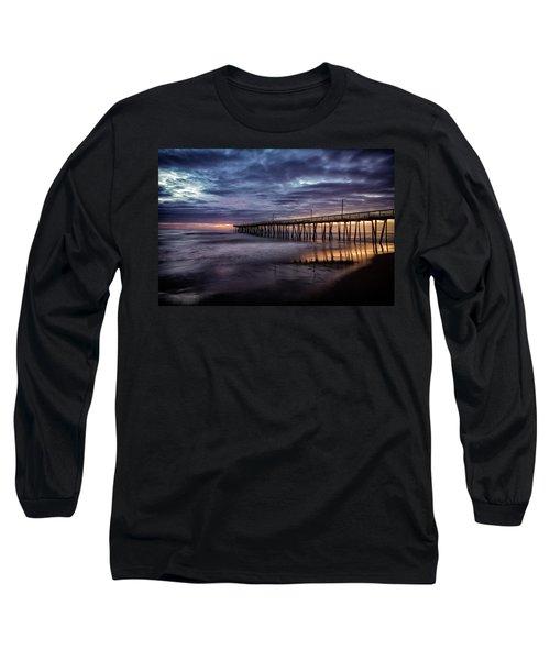 Sunrise Pier Long Sleeve T-Shirt