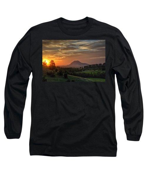 Sunrise Serenity  Long Sleeve T-Shirt