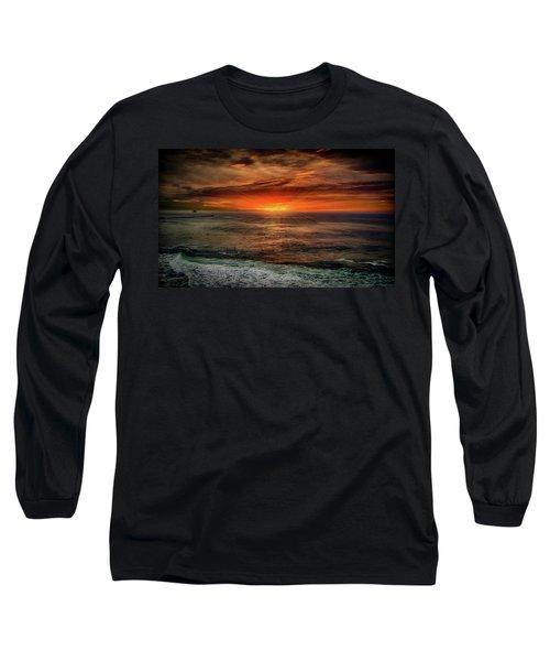 Sunrise Special Long Sleeve T-Shirt by Joseph Hollingsworth