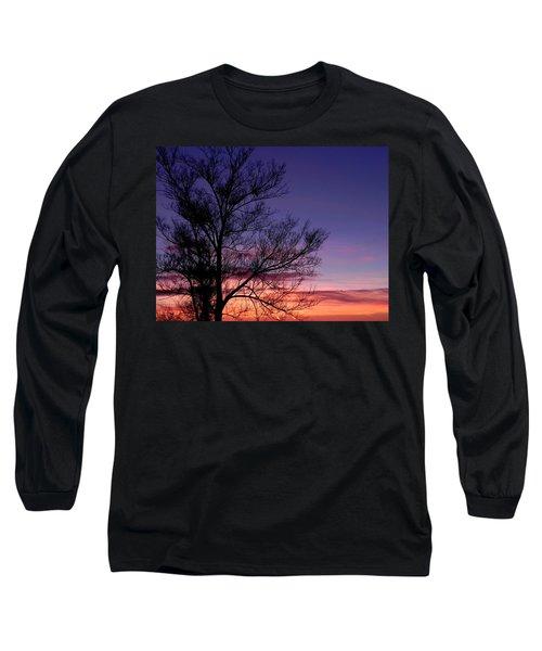 Sunrise, Sunrise Long Sleeve T-Shirt