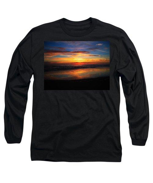 Sunrise Sunset  Full Long Sleeve T-Shirt