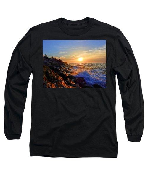 Sunrise Surf Long Sleeve T-Shirt