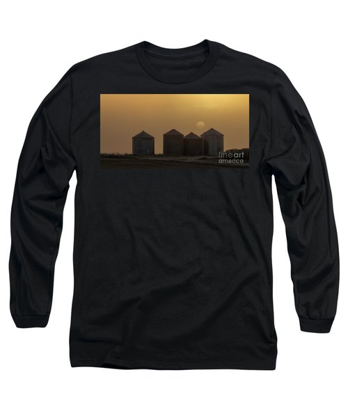 Sunrise Through The Fog Long Sleeve T-Shirt