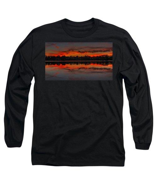 Sunset #1 Long Sleeve T-Shirt