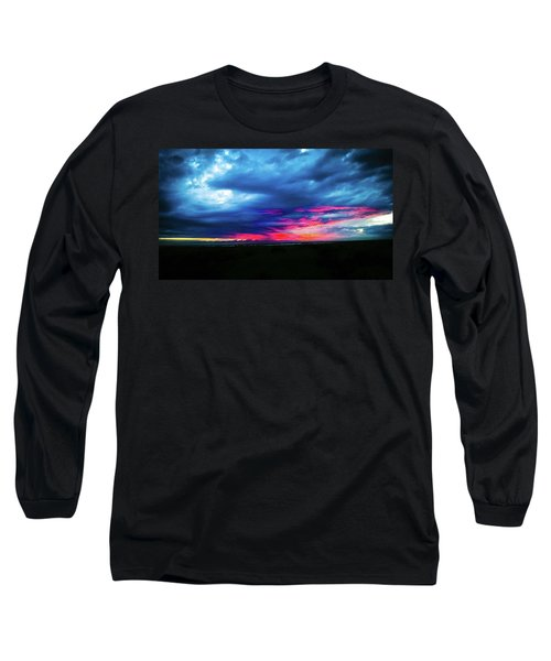 Sunset #2 Long Sleeve T-Shirt