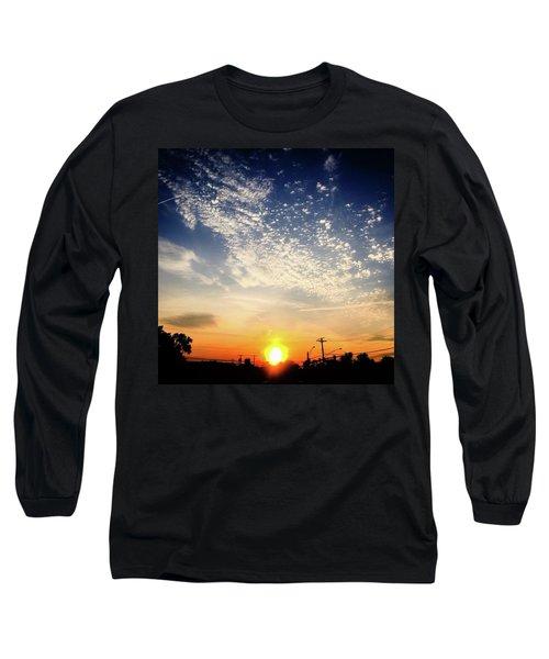 Sunset 25 May 16 Long Sleeve T-Shirt
