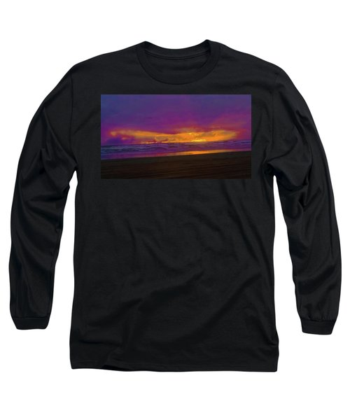 Sunset #3 Long Sleeve T-Shirt