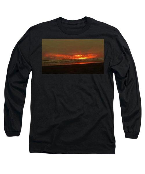 Sunset #5 Long Sleeve T-Shirt