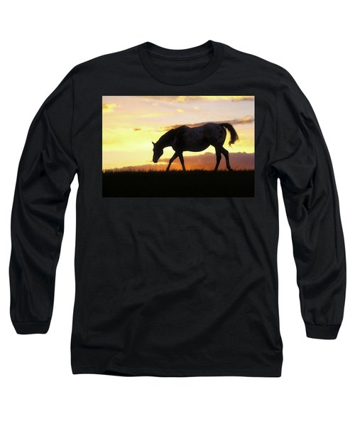 Sunset Appy Long Sleeve T-Shirt