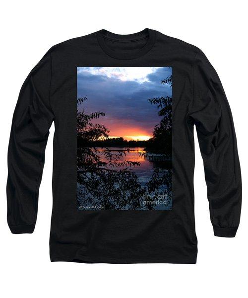 Sunset Cove Long Sleeve T-Shirt