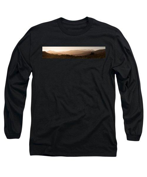 Sunset In California Long Sleeve T-Shirt