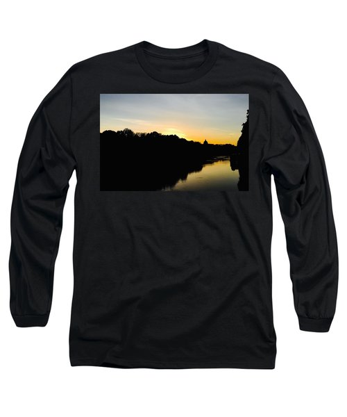 Sunset In Rome Long Sleeve T-Shirt