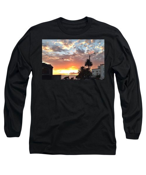 Sunset Laguna Oct 2015 Long Sleeve T-Shirt