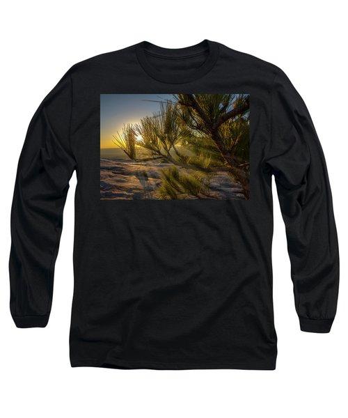 Sunset Pines Long Sleeve T-Shirt