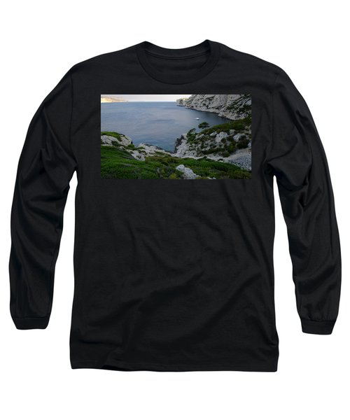 Long Sleeve T-Shirt featuring the photograph Sunset Repose by August Timmermans