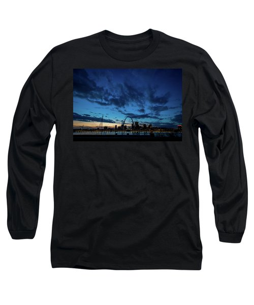 Sunset St. Louis IIi Long Sleeve T-Shirt